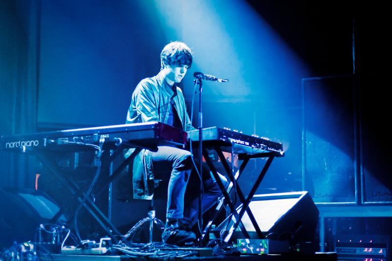 James Blake, Electronic Beats Festival, 20121010, Arena, Vienna, Austria