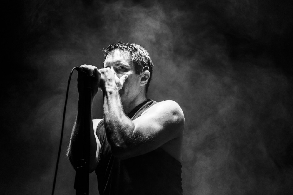 Nine Inch Nails; Stadthalle, Vienna, Austria, music photographer