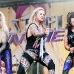 Steel Panther; Nova Rock Festival, Austria