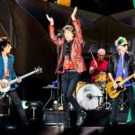 The Rolling Stones; Ernst Happel Stadion, Vienna, Austria