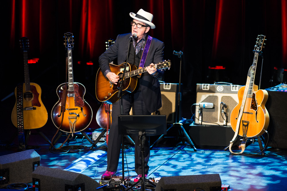 Elvis Costello, 2014, music photographer