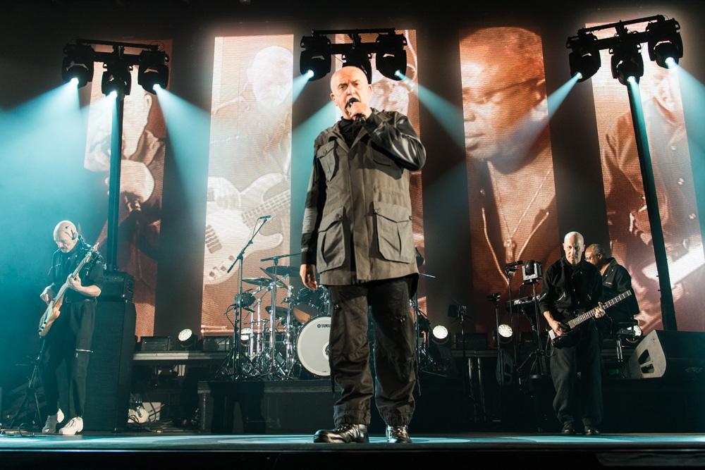 Peter Gabriel, 2014 music photographer
