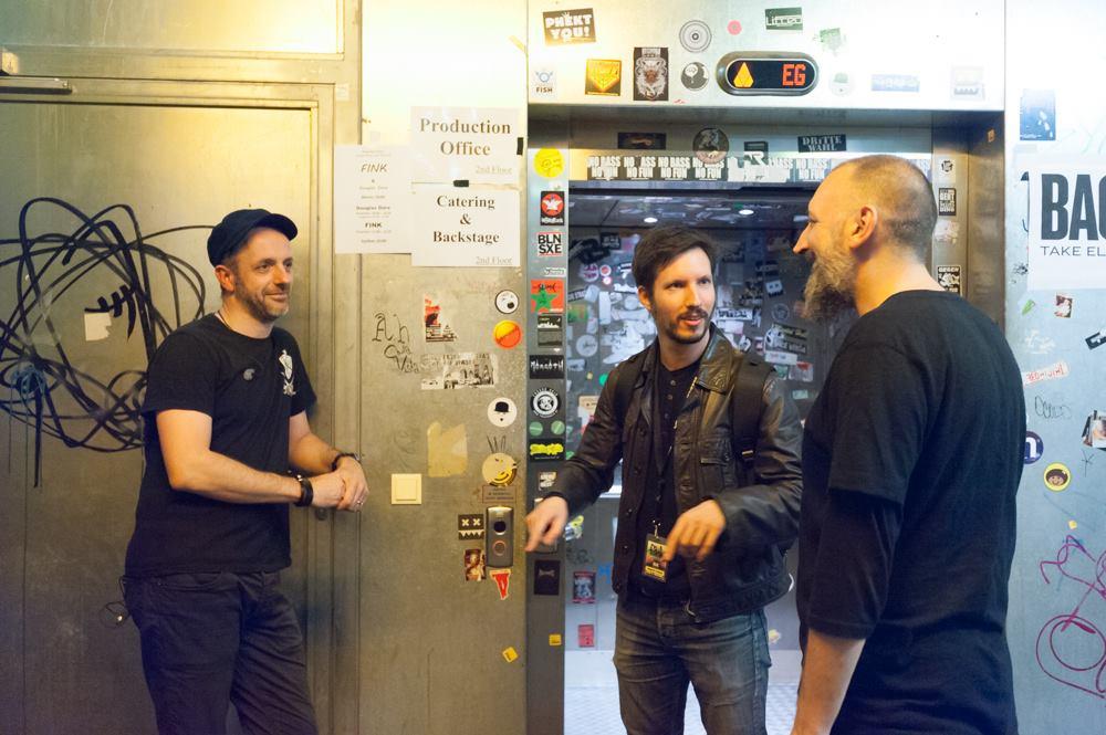 Fink Hard Believer Tour Austria Hombauer