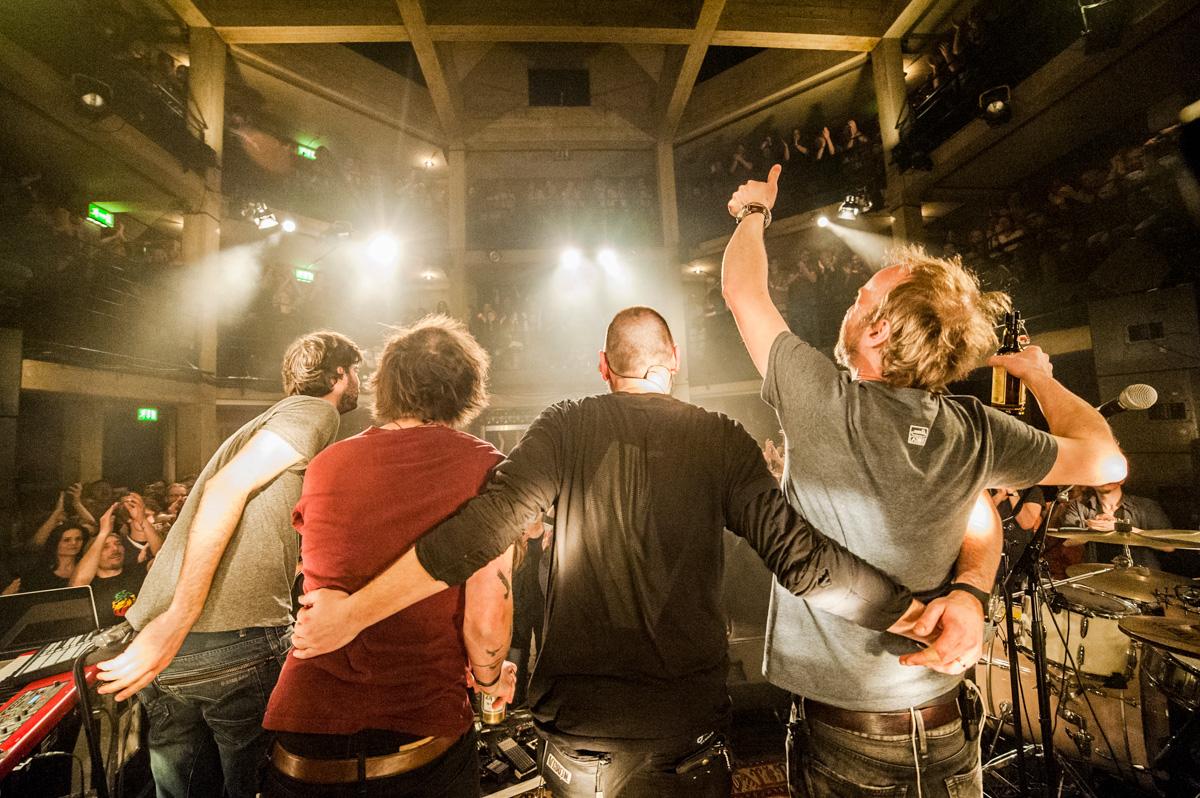 Fink Hard Believer Tour Innsbruck Austria