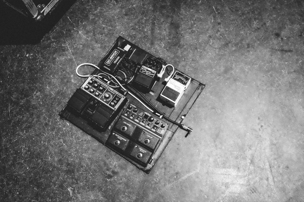Underground Music Photography