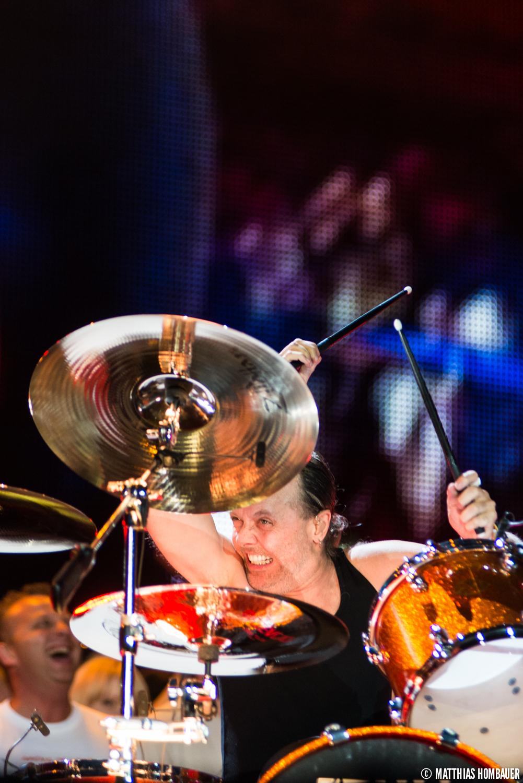 Metallica on 04.06.2015 at Rock In Vienna, Vienna