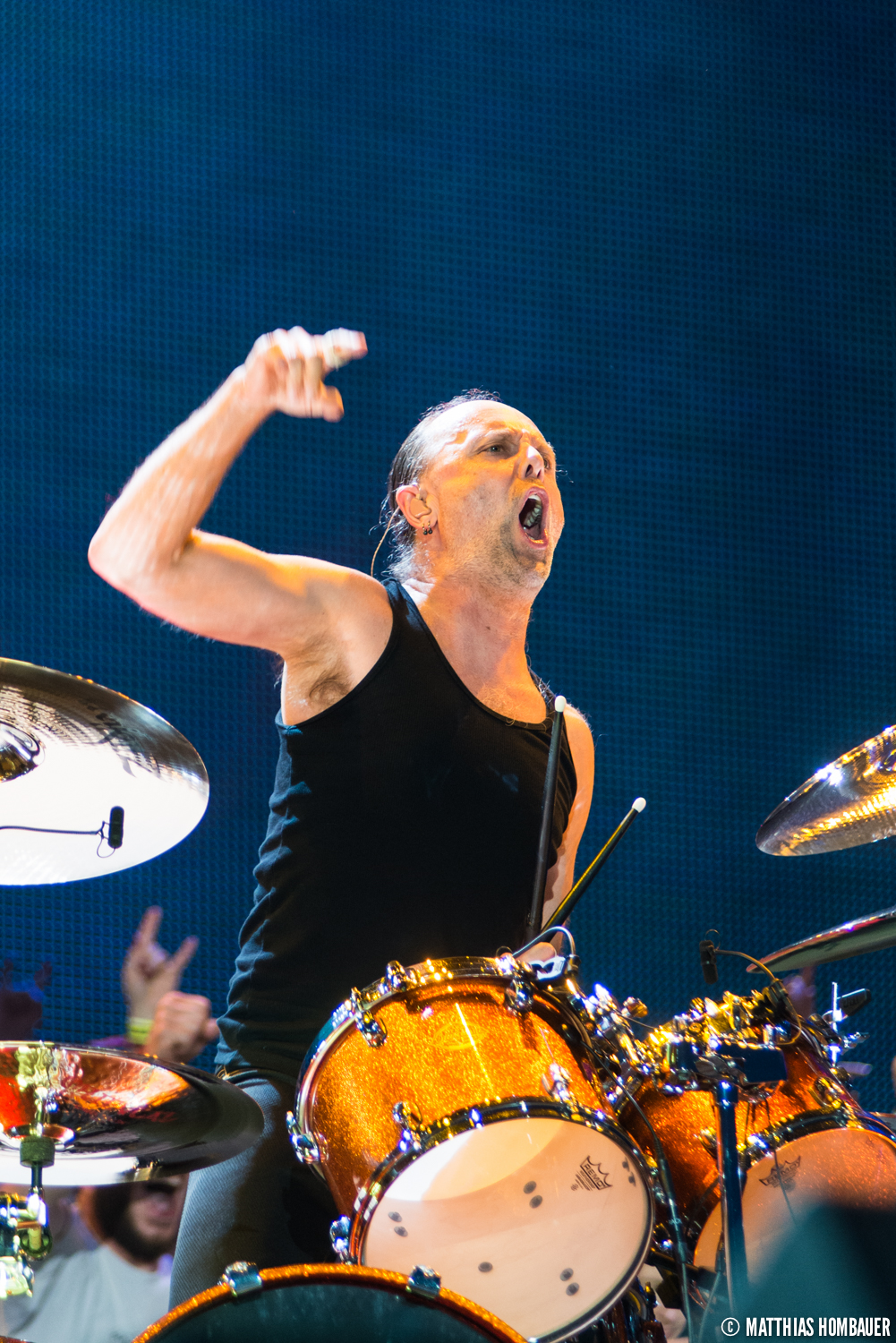 Metallica on 04.06.2015 at Rock In Vienna, Vienna