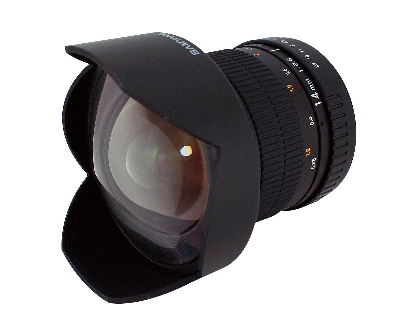 Samyang SY14M-C 14mm F2.8 Ultra Wide Fixed Angle Lens