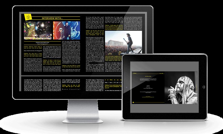 Music Photography Magazine