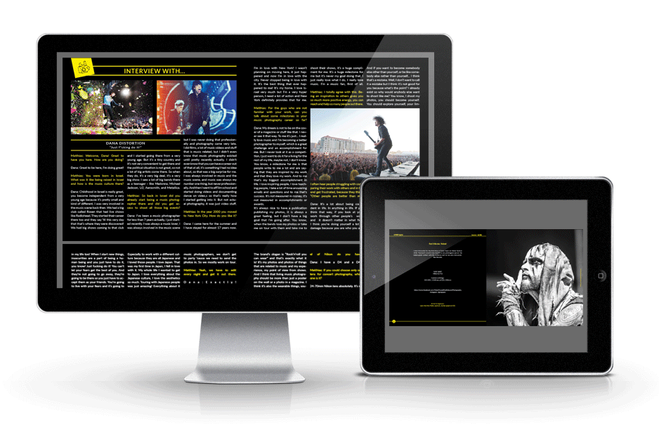 Music Photography Magazine