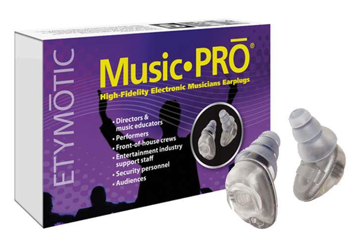 Etymotics Music Pro