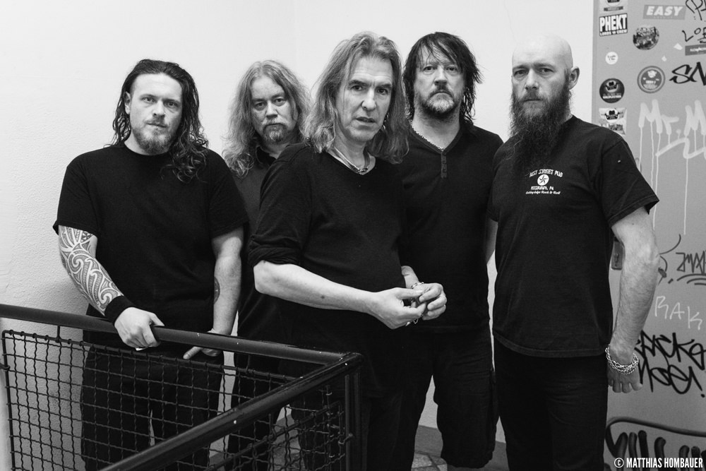 New Model Army live in concert on 09.03.2107 at WUK, Vienna, Austria