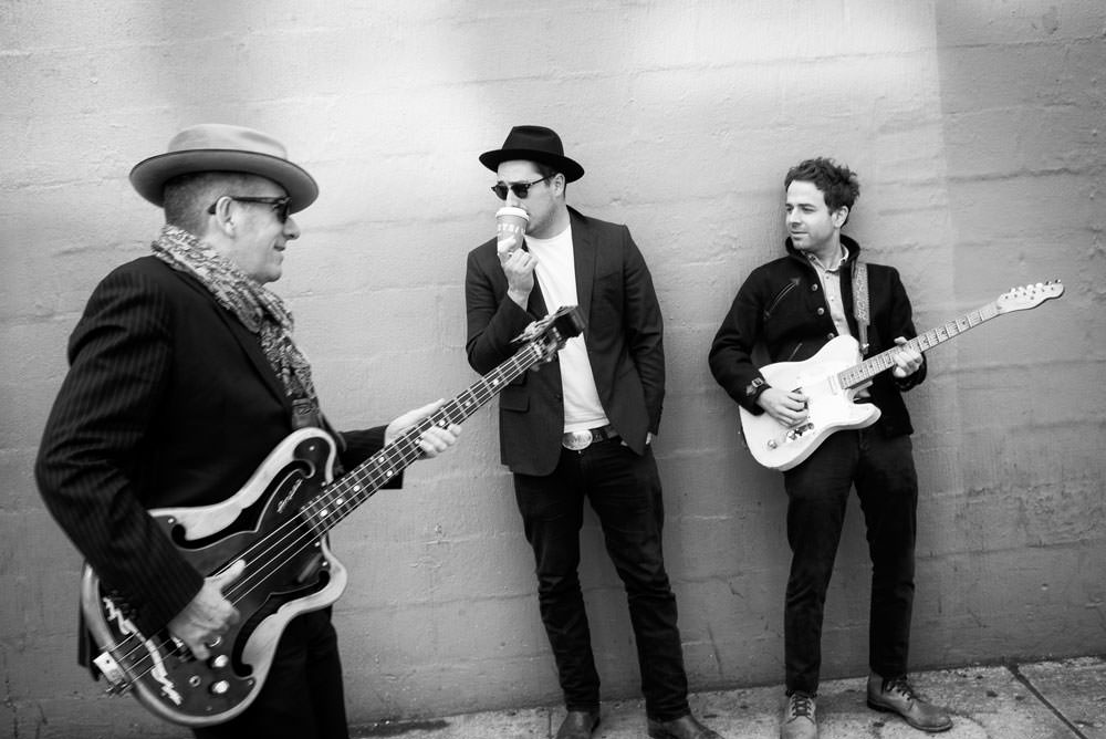 Elvis Costello Drew Gurian