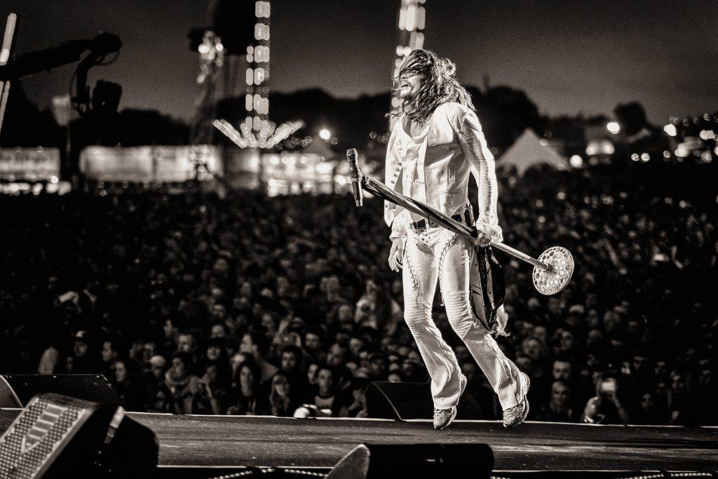 HTBARP 12 Zack Whitford Aerosmith T Donnington, UK