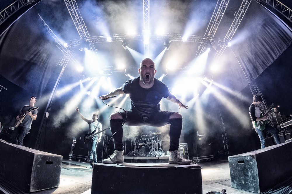 August Burns Red Kenneth Sporsheim