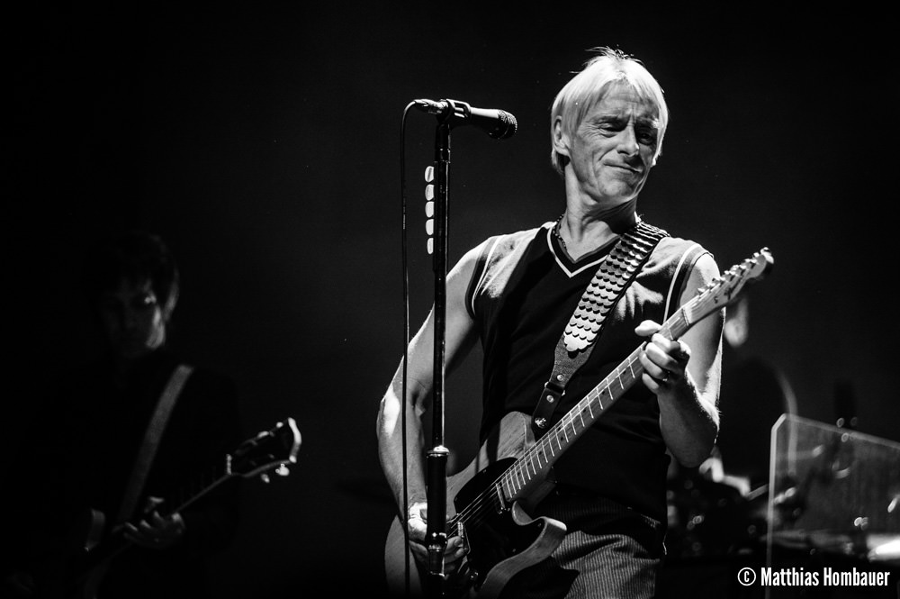 Paul Weller is playing on 07 September 2017 at the MQ Halle E, Vienna