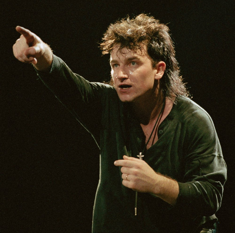 U2 by Julian David Stone