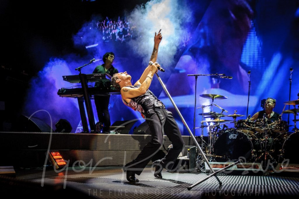 Depeche Mode Igor Rockxposure