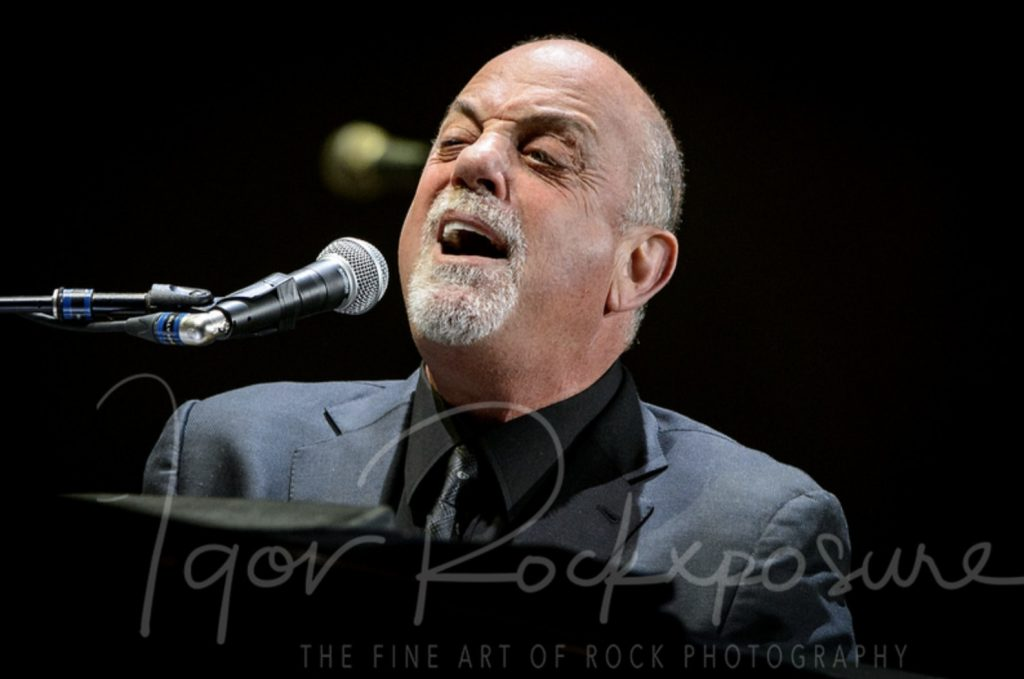 Billy Joel Igor Rockxposure
