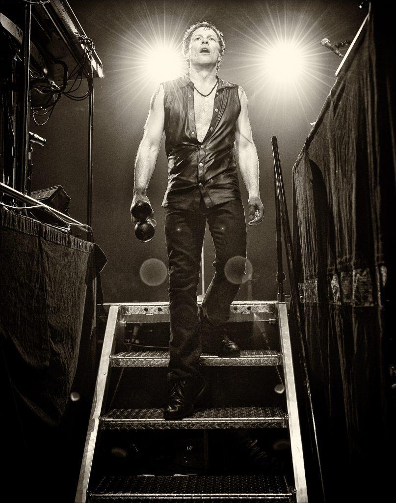 Jon Bon Jovi David Bergman
