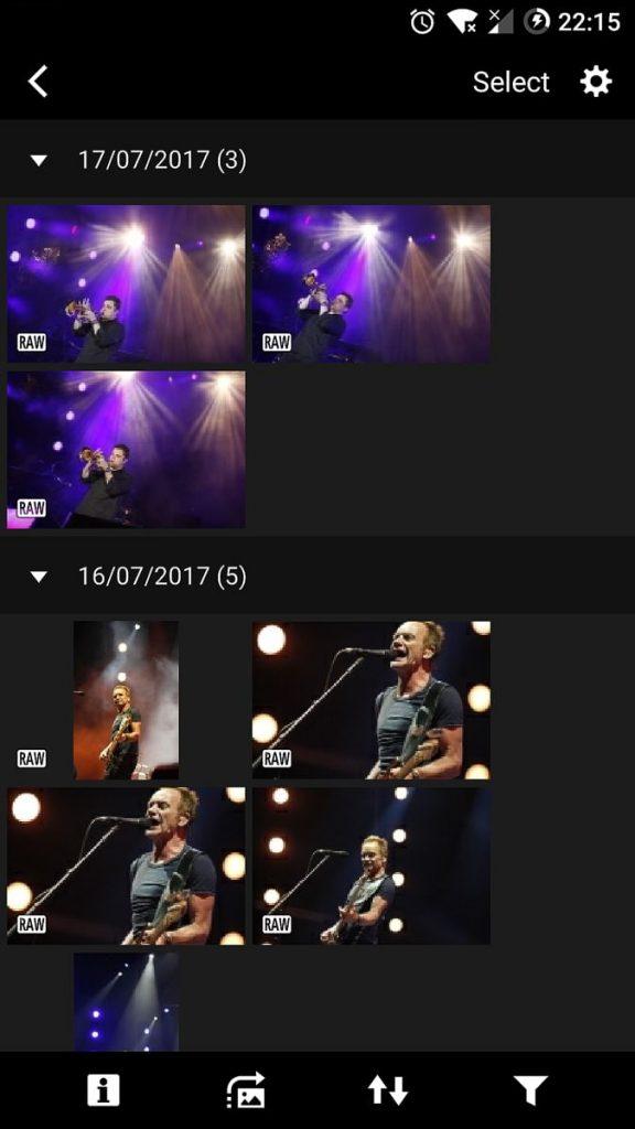 Rui Bandeira WiFi Canon 5D Mark IV Concert Photography Festivals