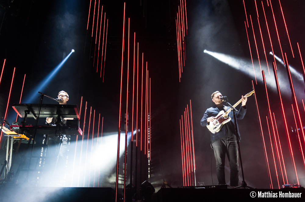 Alt-J in concert on 3. February 2018 at Stadthalle Vienna
