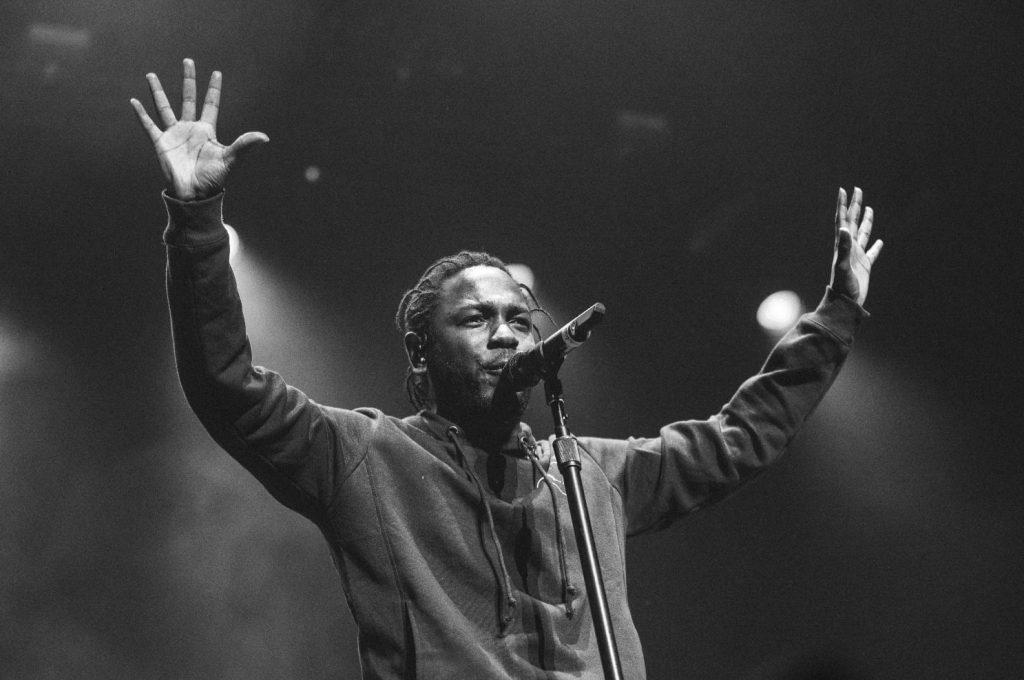 Kendrick Lamar Michelle Grace Hunder