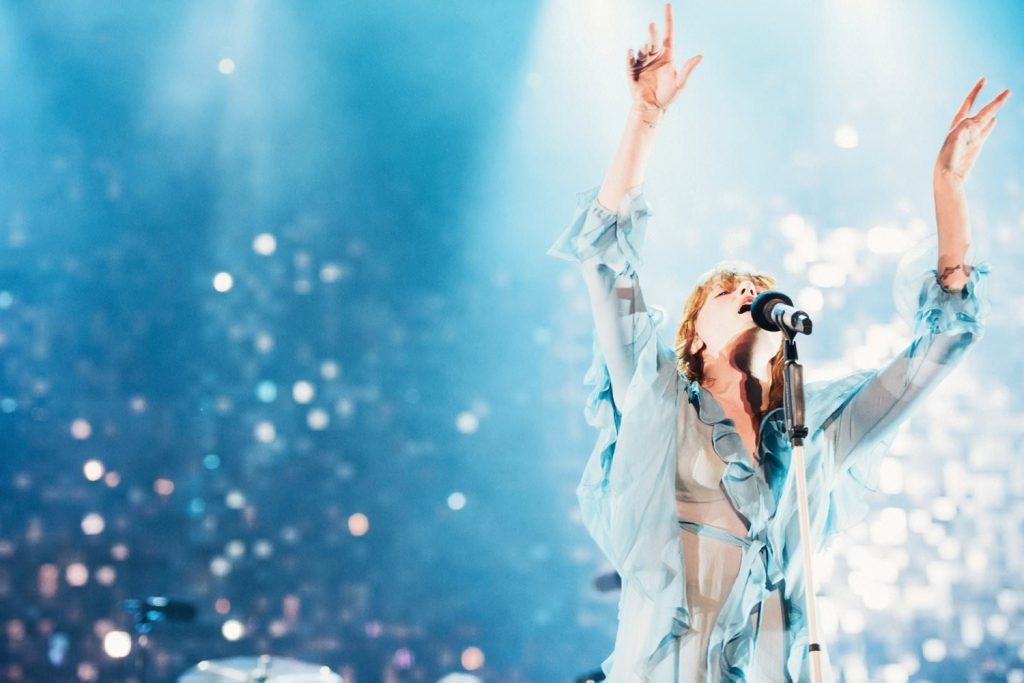 Florence and the Machine In JennD
