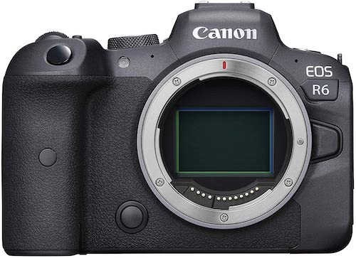 Canon EOS R 6 concert photography