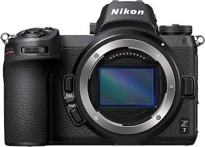 Nikon Z7 concert photography